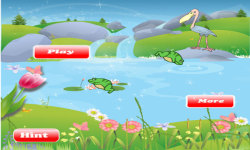 Kiss The Frog Prince Game screenshot 1/3