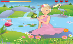 Kiss The Frog Prince Game screenshot 2/3