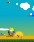 Wee Bee vs Cute Birds screenshot 3/4