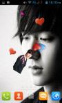 Lee Min Ho Live Wallpaper Best screenshot 2/4
