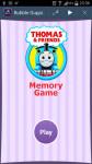 Thomas And Friends Memory Game screenshot 1/3