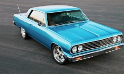 Chevrolet Classic automobile HD Wallpaper screenshot 5/6