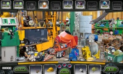 Free Hidden Object Games - Big Factory screenshot 3/4