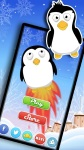 Jungle Penguin Mega Jump Game screenshot 1/6