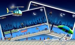 Lady Run : Moon Night Escape screenshot 1/3