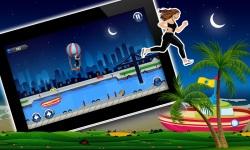 Lady Run : Moon Night Escape screenshot 3/3