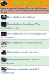 Bulletproof Cars In World screenshot 3/4
