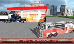 City Firefighter Truck screenshot 1/3