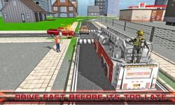 City Firefighter Truck screenshot 2/3
