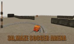 Soccer Mill: Maze screenshot 1/4