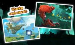 Rayman Jungle Run swift screenshot 1/5