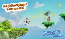 Rayman Jungle Run swift screenshot 4/5