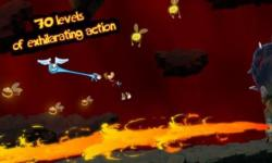 Rayman Jungle Run swift screenshot 5/5