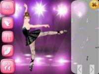 Dancer Dress Up Game screenshot 2/4