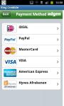 RingCredible - Cheap international WiFi/3G calls screenshot 5/6