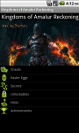 Kingdoms of Amalur: Reckoning - Cheats screenshot 1/5