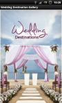 Wedding Destination Gallery screenshot 1/6