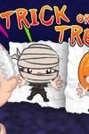 Paper Ninja Halloween! screenshot 1/1