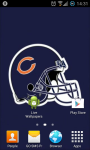 Chicago Bears NFL Live Wallpaper screenshot 1/3