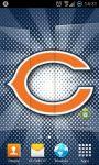 Chicago Bears NFL Live Wallpaper screenshot 2/3