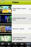 Digital Media Awards screenshot 1/1