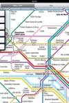Paris Metro for iPad screenshot 1/1