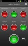 Mobile Alarm System Gold screenshot 1/6