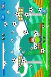 Catch The Soccer Ball Gold screenshot 3/5