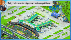 Megapolis by Social Quantum Ltd_v2 screenshot 3/6