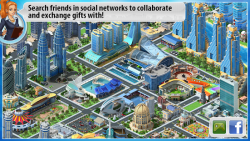 Megapolis by Social Quantum Ltd_v2 screenshot 4/6