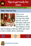 Tips to get ready for xmas screenshot 4/4