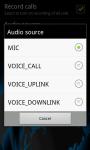 Auto Call Record screenshot 4/6