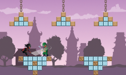 Ninja Dash free screenshot 1/6