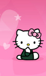 Funny Images of Hello Kitty HD Wallpaper screenshot 4/6