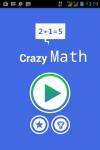 CrazyMath V1 screenshot 1/5