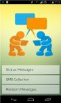 Status Messages screenshot 1/5