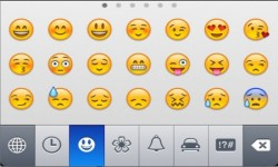 Emoji keyboard for Android screenshot 2/3