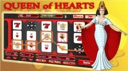 Queen of Hearts Slots screenshot 1/3