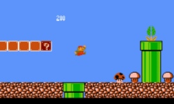 Super Mario Brothers 2 - Best Action Game screenshot 1/2