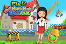 Fix It New Born Baby House screenshot 1/5