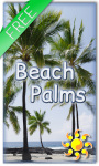 Beach Palms Live Wallpaper screenshot 1/2
