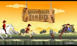 Shoot Angry Zombies screenshot 1/4