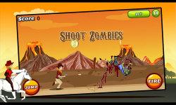 Shoot Angry Zombies screenshot 3/4