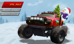 christmas 3D Car parking mania screenshot 1/5