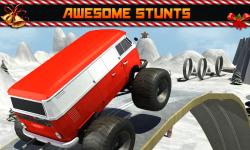christmas 3D Car parking mania screenshot 2/5