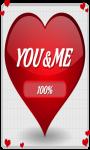 Love test app screenshot 4/4