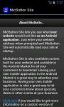 MicButton Site screenshot 1/2