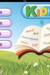 KiddyU for iPad screenshot 1/1