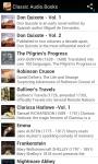 Classic AudioBooks screenshot 1/6