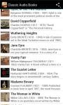 Classic AudioBooks screenshot 2/6